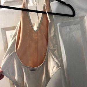 Billabong Swim - Cream one piece billabong bathing suit